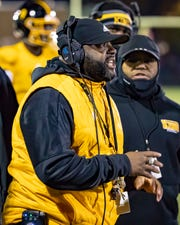 Head coach Tyrone Spencer has won a pair of Division 2 state titles in his three seasons at Detroit King.