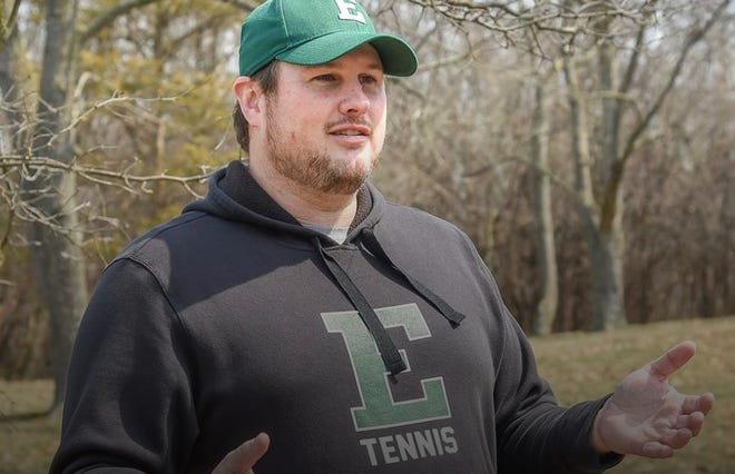 Jayson Wiseman will be brought back to coach EMU women's tennis.