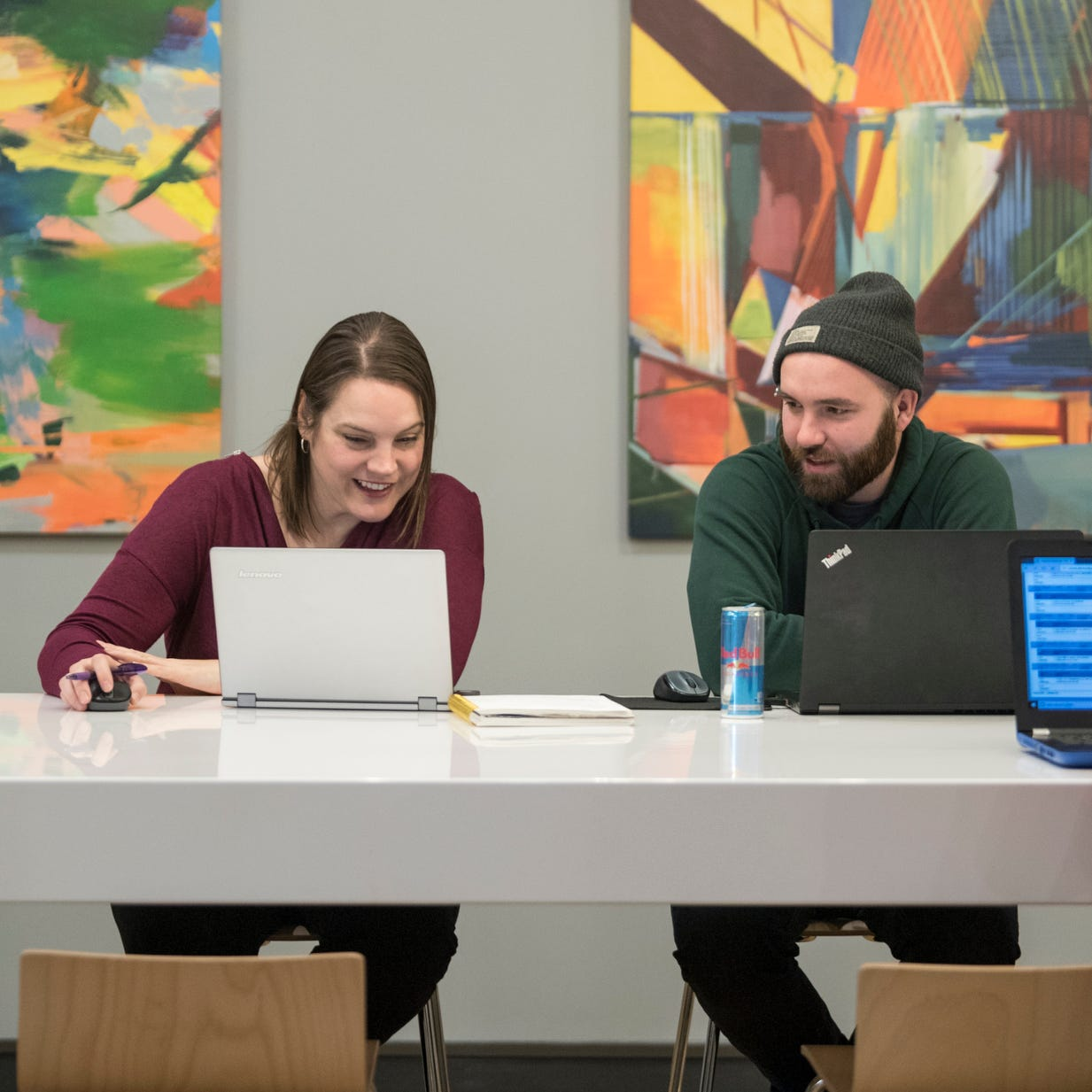 For freelancers, entrepreneurs and remote workers, Cowork Evansville is just the ticket