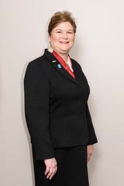 Millie Marshall, President of Toyota Motor Manufacturing Indiana, Inc., is one of six women nominated for the 2019 ATHENA Award. The winner will be announced during the 28th annual ATHENA Award Luncheon, Friday, Feb. 22, 2019, at Old National Events Plaza in Downtown Evansville.