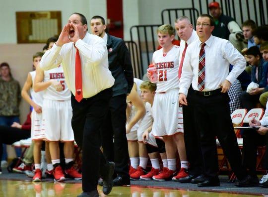 Port Clinton's Von Graffin retired as boys varsity basketball coach.