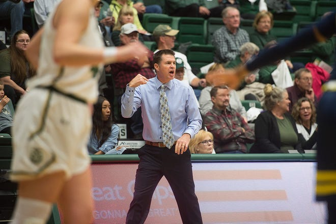 CSU coach Ryun Williams notched his 400th victory at the NCAA level in Saturday's 91-38 win over visiting Chadron State.