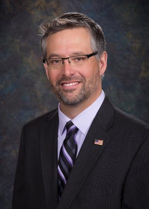 Tom Gonzales is the public health director for Larimer County.