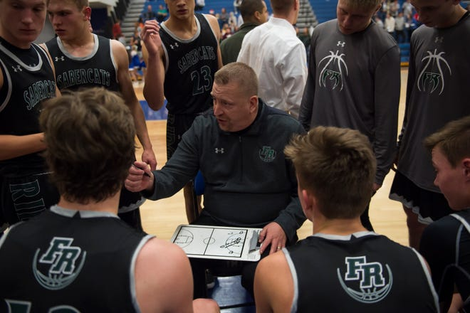 The Fossil Ridge boys basketball team hosts crosstown rival Fort Collins at 6:30 p.m. Thursday.