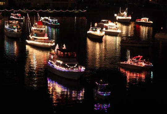 The Holiday Boat-A-Long is one of the top events to attend in Cape Coral this holiday season.
