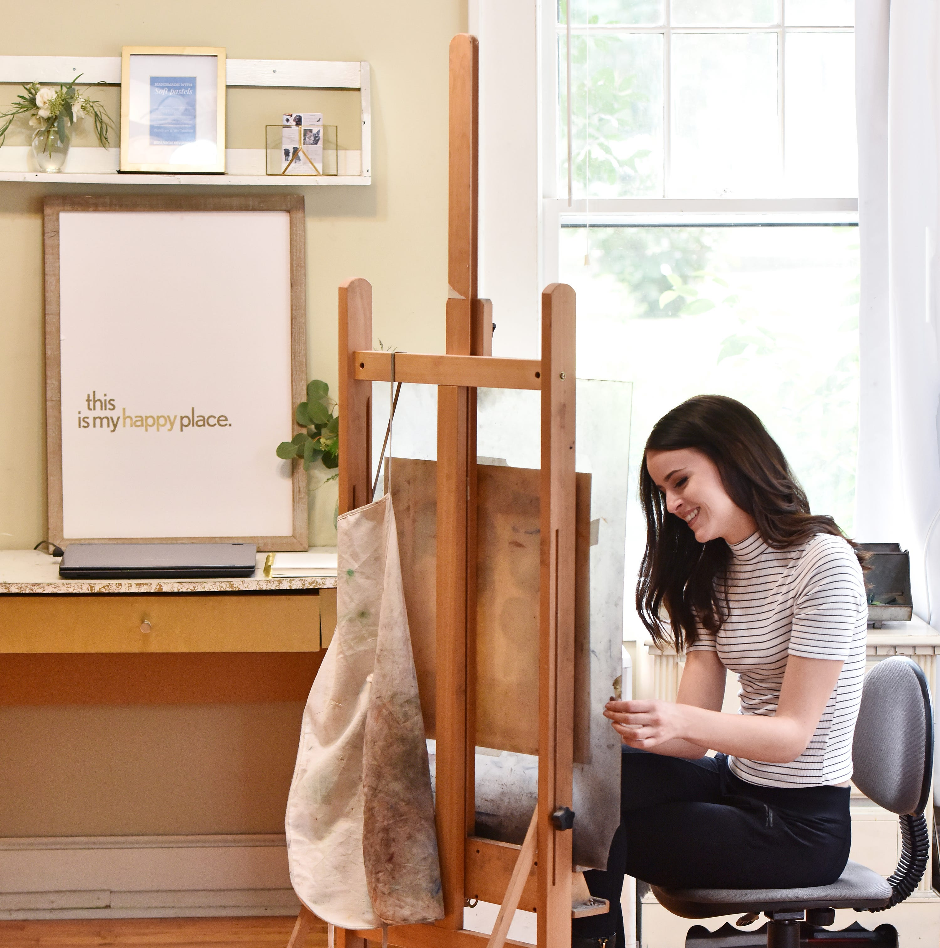 All About Art: Meet Olivia White