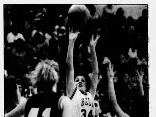 Tanya Osterman was a smooth-shooting point guard for the Belt Huskies in the early 1990s.