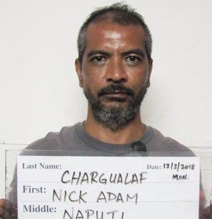 Nick Adam Naputi Chargualaf