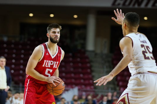 IUPUI men's basketball
