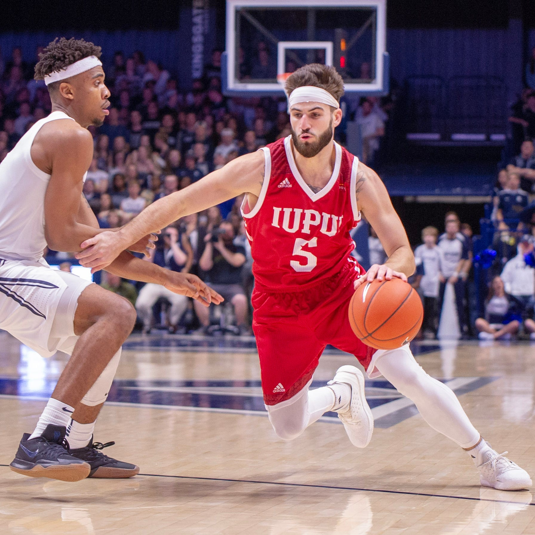 IUPUI's leading scorer Camron Justice to transfer