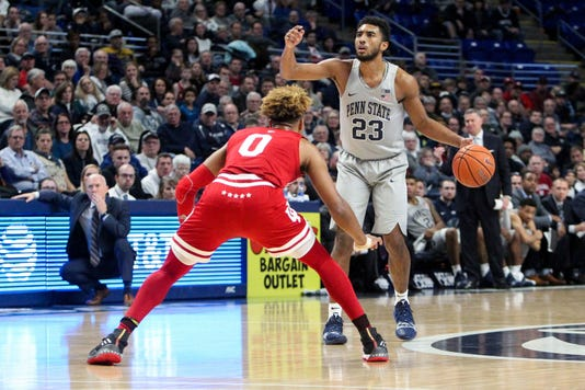 Ncaa Basketball Indiana At Penn State