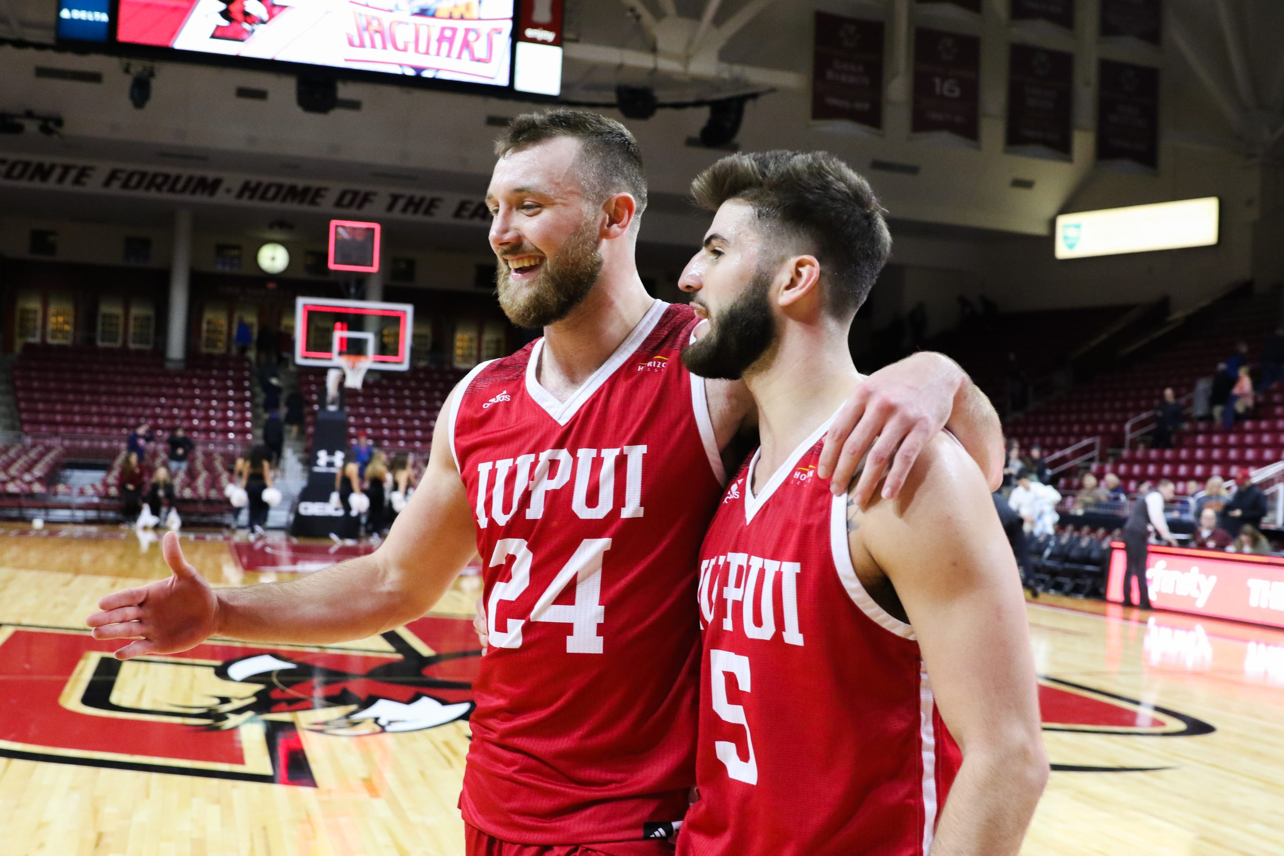 low priced ad626 8734d Photos: IUPUI men's basketball team