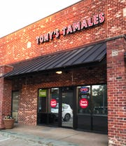 Tony's Tamales Too opened Sept. 29 at 1139 Old Fannin Road in Brandon. A ribbon-cutting ceremony with the Rankin County Chamber of Commerce is planned in the next few weeks.