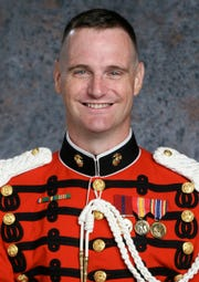 Master Sgt. Kevin Bennear