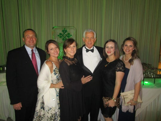 Ryan and Carrie Dugas, June and Dr. Michael Alexander Grace Heil and Mollie McAlister