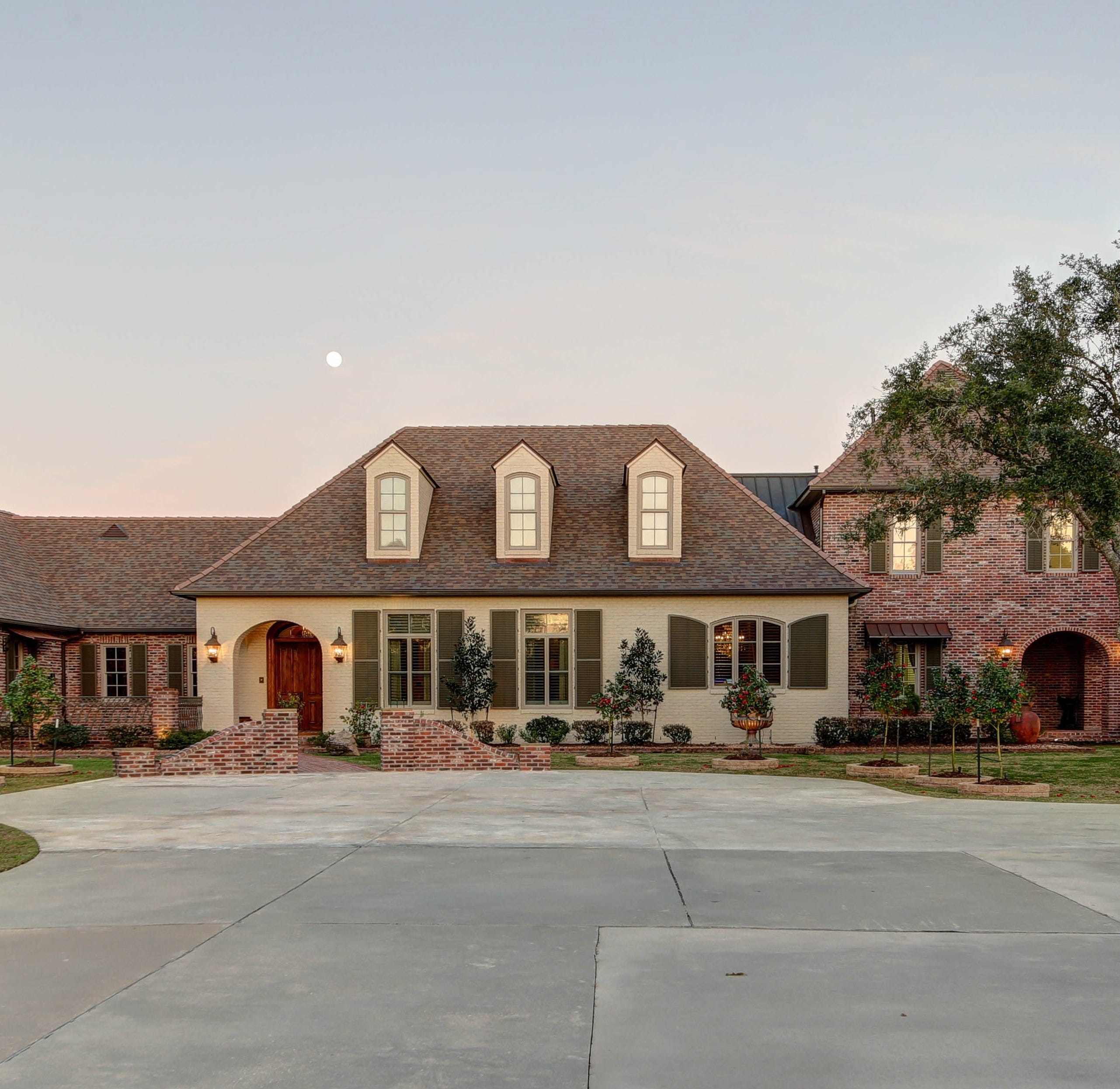 Got $4M? See this totally renovated mansion in Youngsville