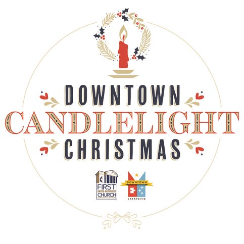 You're invited: Downtown Lafayette Candlelight Christmas