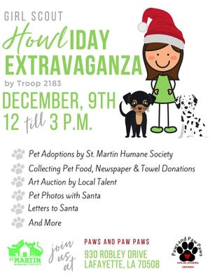 Poster for Howliday Extravaganza
