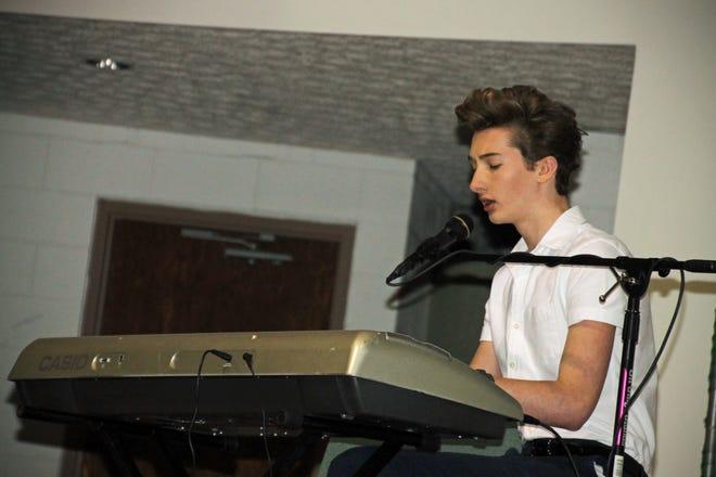 Noah Wise, ninth grader at Fairfield Christian Academy