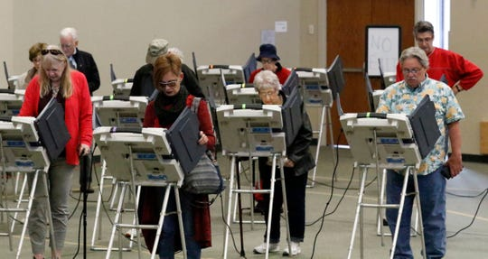 Fairfield County won't have to move any of its polling locations for Tuesday's primary. While the state is having locations moved from senior living establishments, Fairfield County doesn't have any polling sites located inside any. While the Olivedale and Pickerington senior centers have polling locations they are not residential.