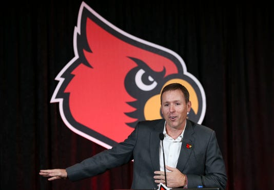 Scott Satterfield Introduced As Louisville Football Coach