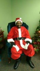 Lansing resident Melik Brown played the role of Black Santa two years ago at the Willow Tree Family Center. The positive responses he received from children and adults of all colors surprised him.