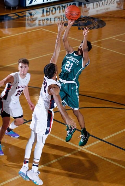 Williamston At East Lansing Basketball