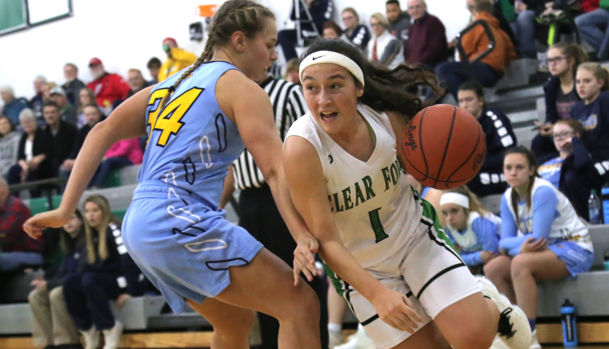 Girls Basketball: River Valley 47, Clear Fork 37