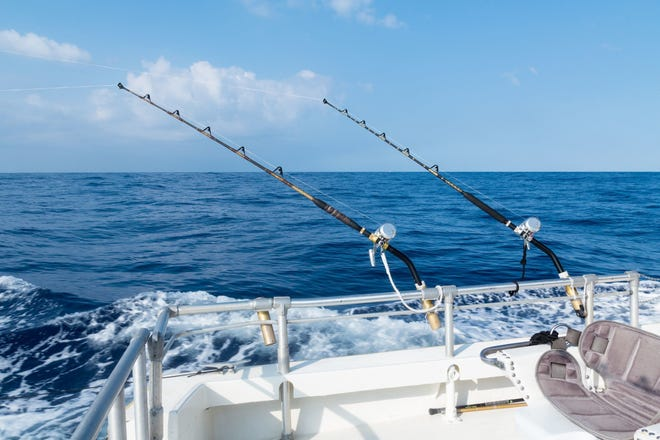 What does it take to become addicted to the sport of deep sea fishing?
