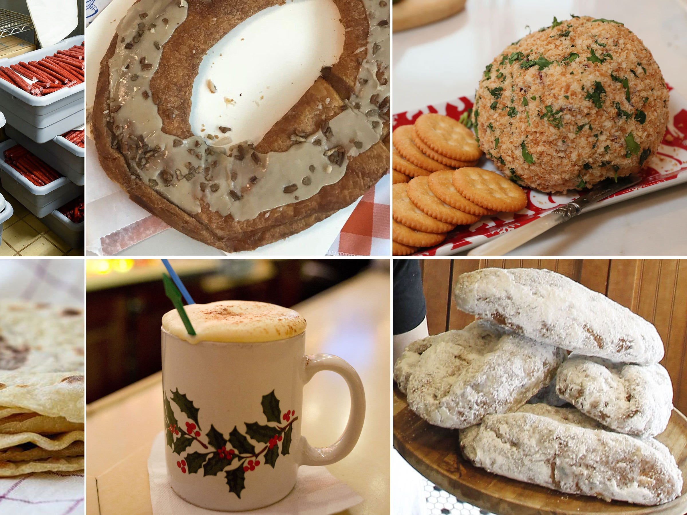 10 holiday dishes beloved by Wisconsinites, from kringle to venison sausage