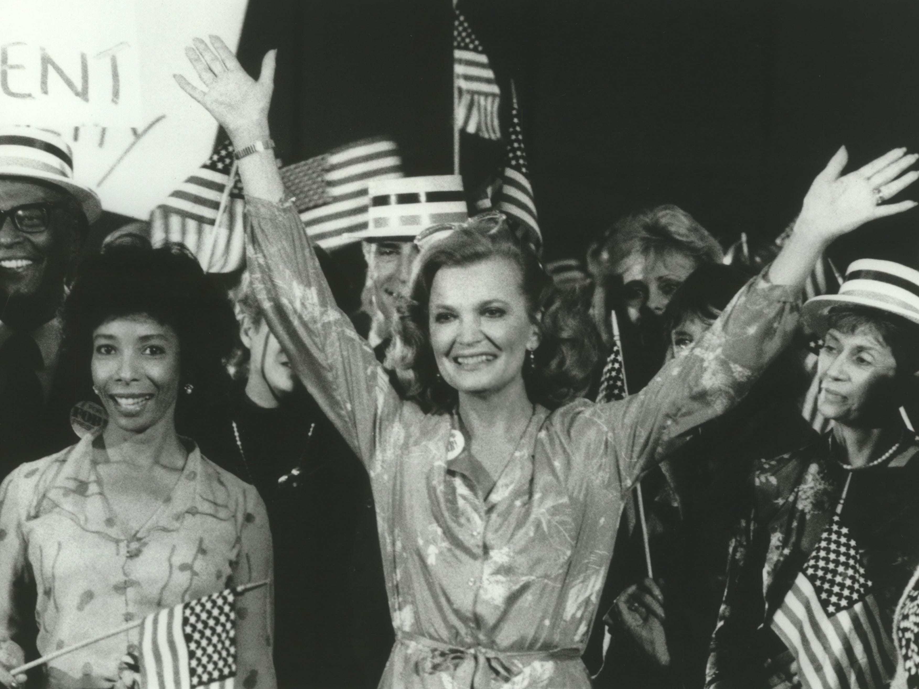 "Gena Rowlands played in troubled first lady Betty Ford in the made-for-TV movie ""The Betty Ford Story."" Rowlands, born in Cambria in Columbia County, won a Golden Globe for performance in 1988. It was her second win: She also won the Globe for best actress in a drama in 1975 for ""A Woman Under the Influence."""