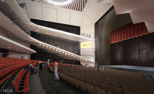 The Marcus Center for the Performing Arts plans to renovate its theaters as part of an overall revamping of its complex.