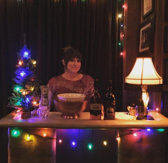 Bryant's Cocktail Lounge in Milwaukee has a room and bartender dedicated to making Tom and Jerry cocktails during the holidays.