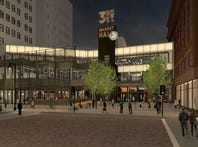 3rd Street Market Hall at downtown Milwaukee's The Avenue development now slated for spring opening