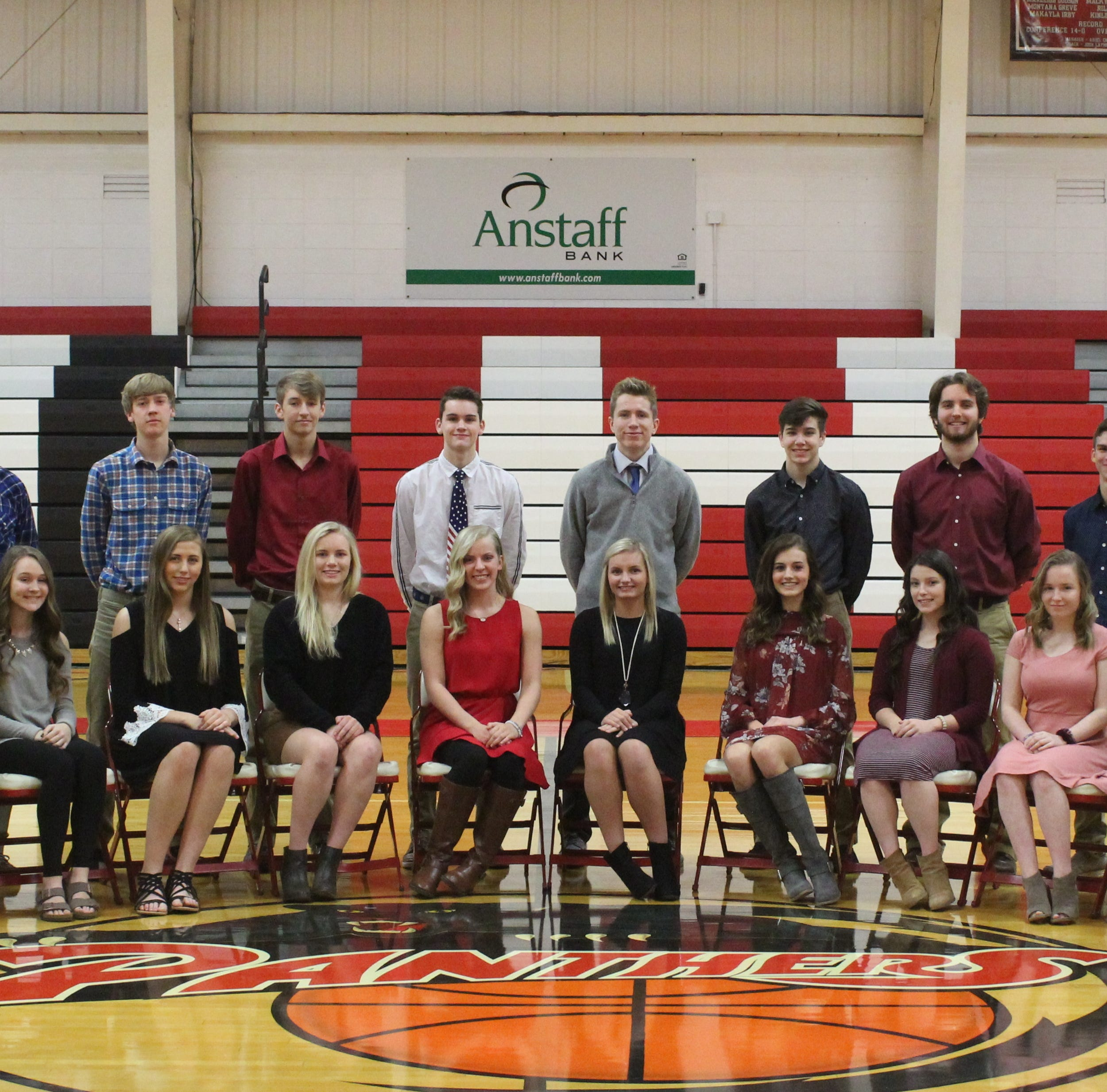 Norfork Homecoming Court