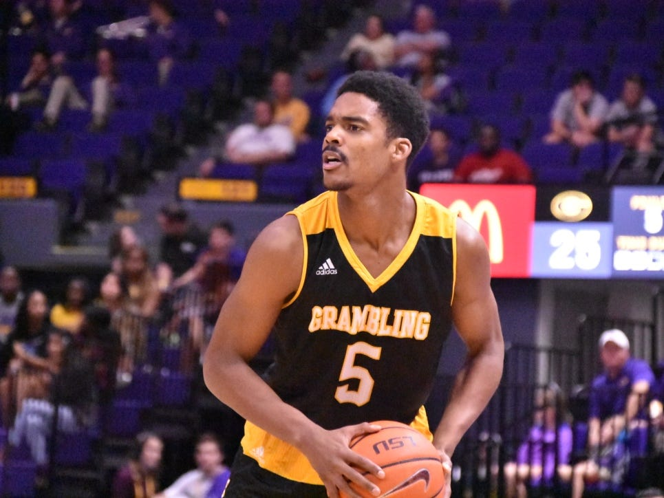Lasani Johnson scores 30 points as Grambling rolls past Centenary