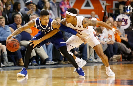 Ncaa Basketball Nc Asheville At Auburn