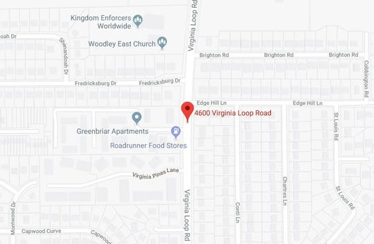 A man is in stable condition after he was shot in the 4600 block of Virginia Loop Road.