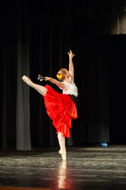 """Montgomery Ballet has already presented """"The Nutcracker"""" in Tallassee and Greenville this year."""