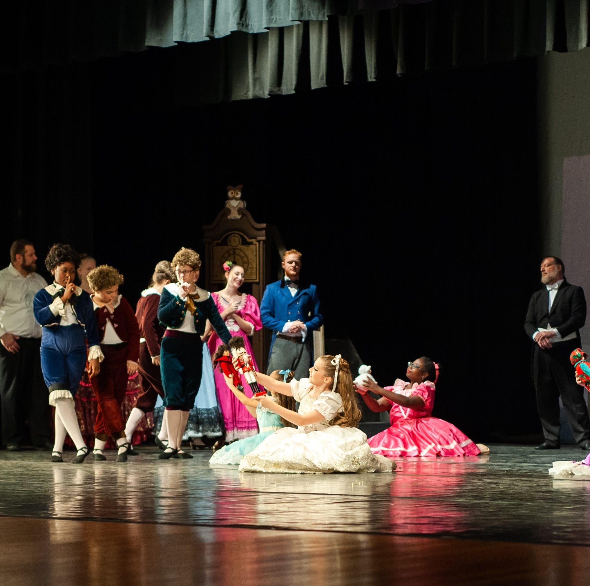 A true holiday road trip: Montgomery Ballet's 'Nutcracker' at Davis Theatre this weekend
