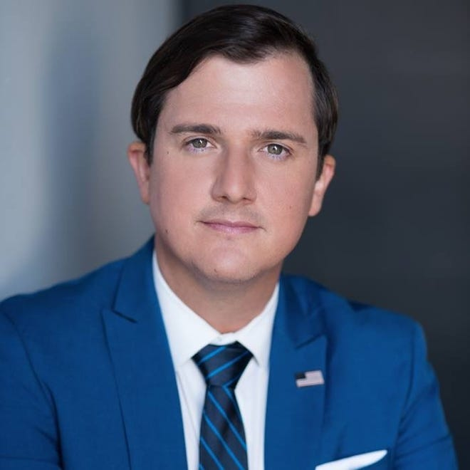 Christopher Hale, who this year lost in the Democratic primary for Tennessee's 4th Congressional District, announced via video Thursday that he's running for Tennessee Democratic Party chair.