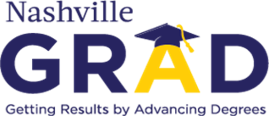 The logo of the Nashville GRAD program