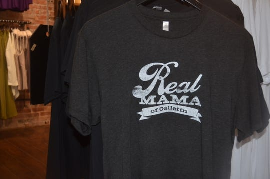 "A portion of the ""Real Mama of Gallatin"" T-shirt proceeds goes toward providing school lunches for students in need from Tennessee Honey Boutique and Gifts."