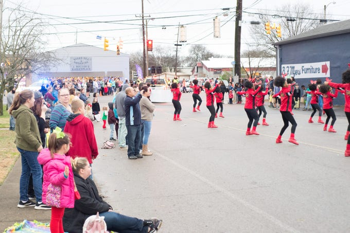 Attendees braved the rain to see the Goodlettsville Christmas Parade on Saturday, Dec. 1.