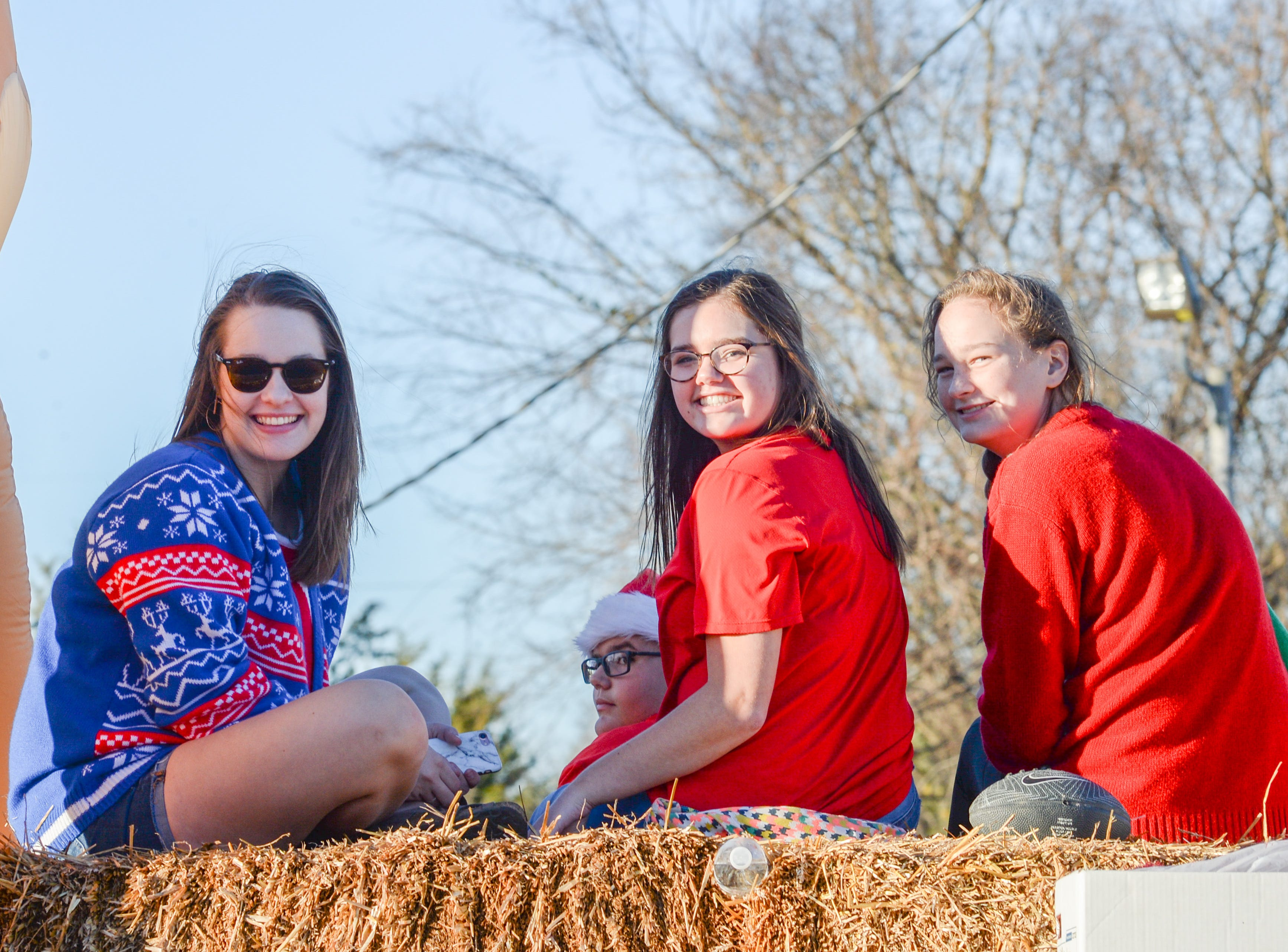 It was a beautiful day for the 2018 Hendersonville Christmas Parade on Sunday, Dec. 2.