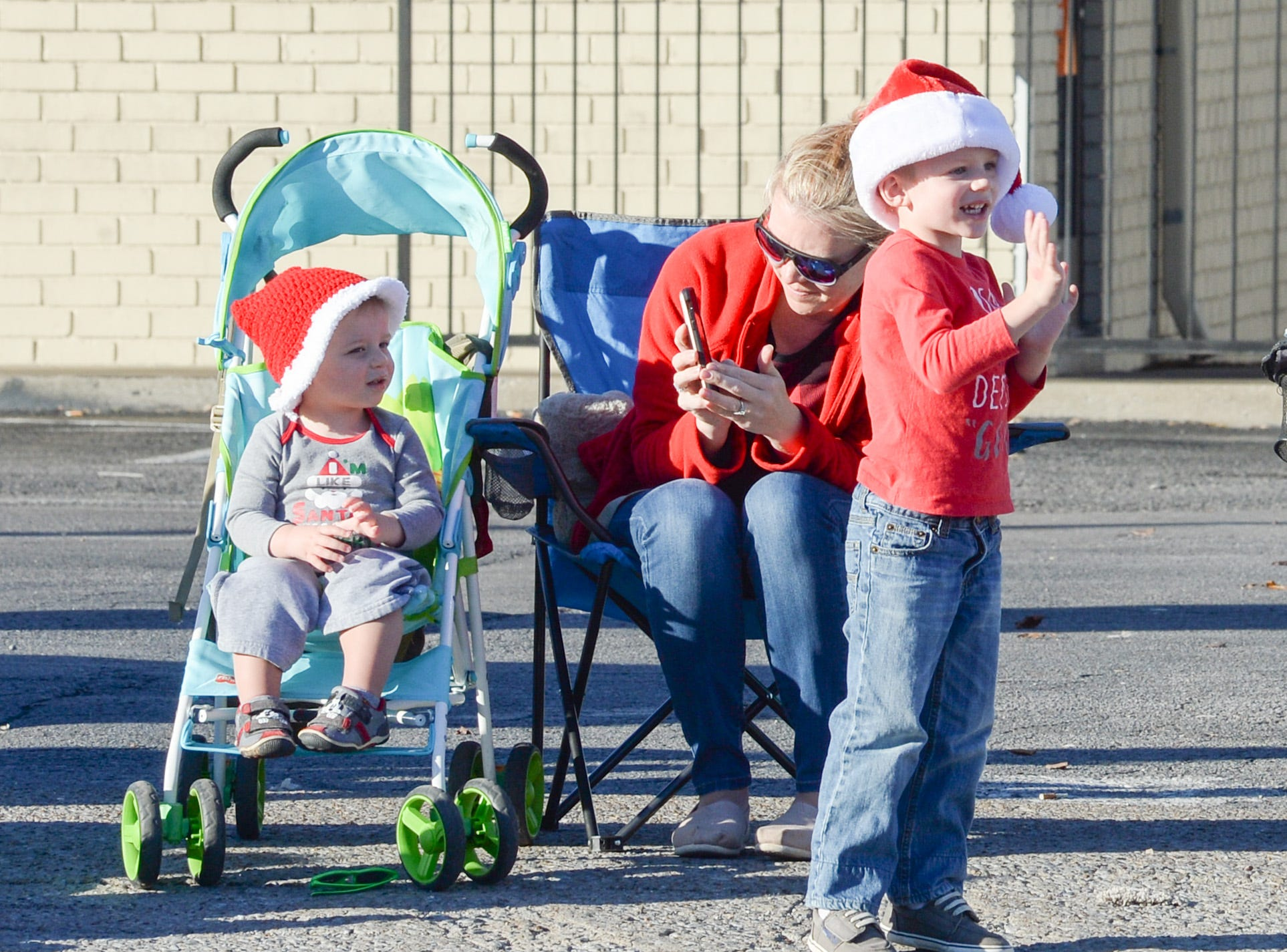 The Hendersonville Christmas Parade kicks off on Sunday, Dec. 2.