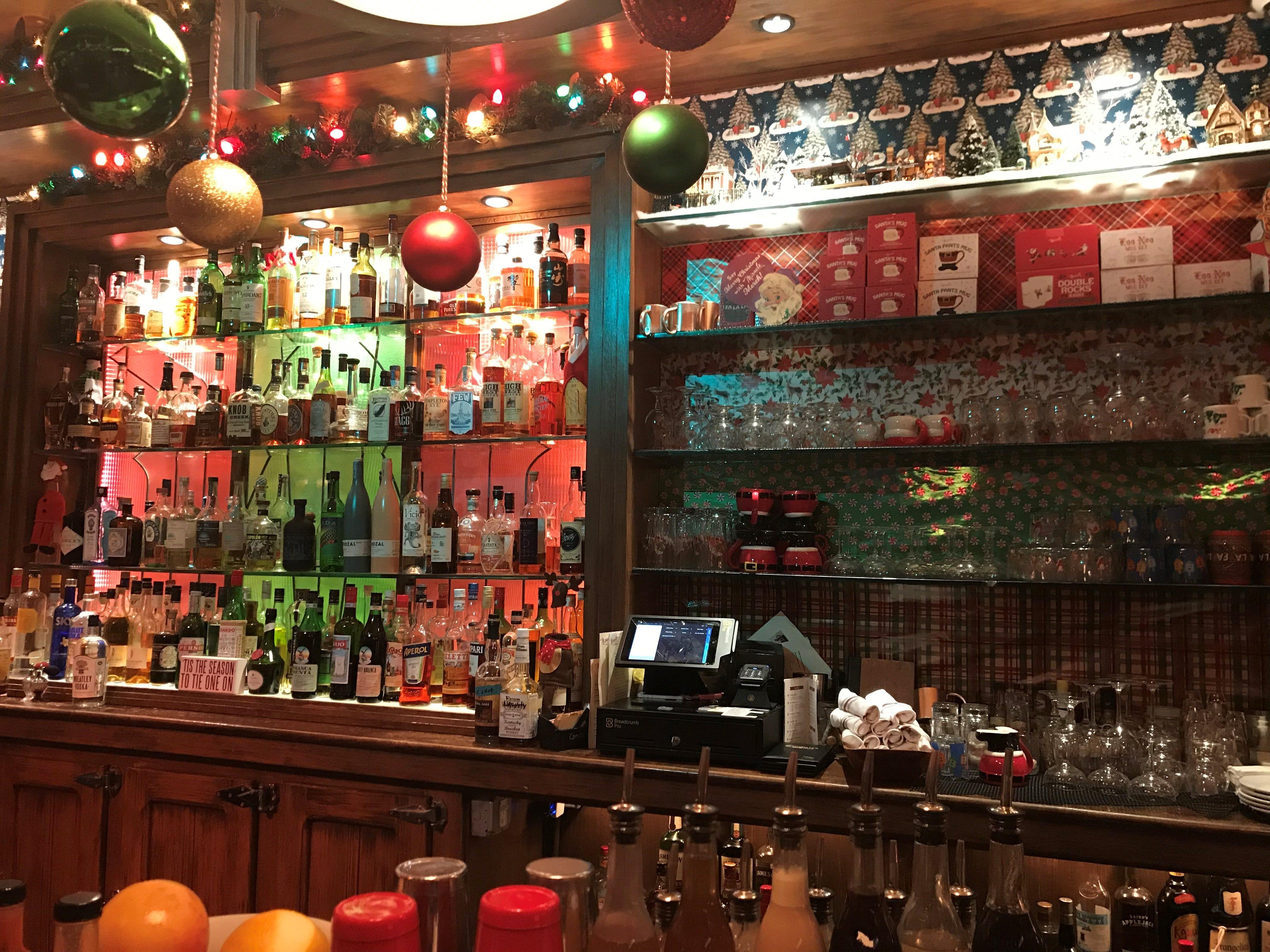 Christmaspop Up Bar