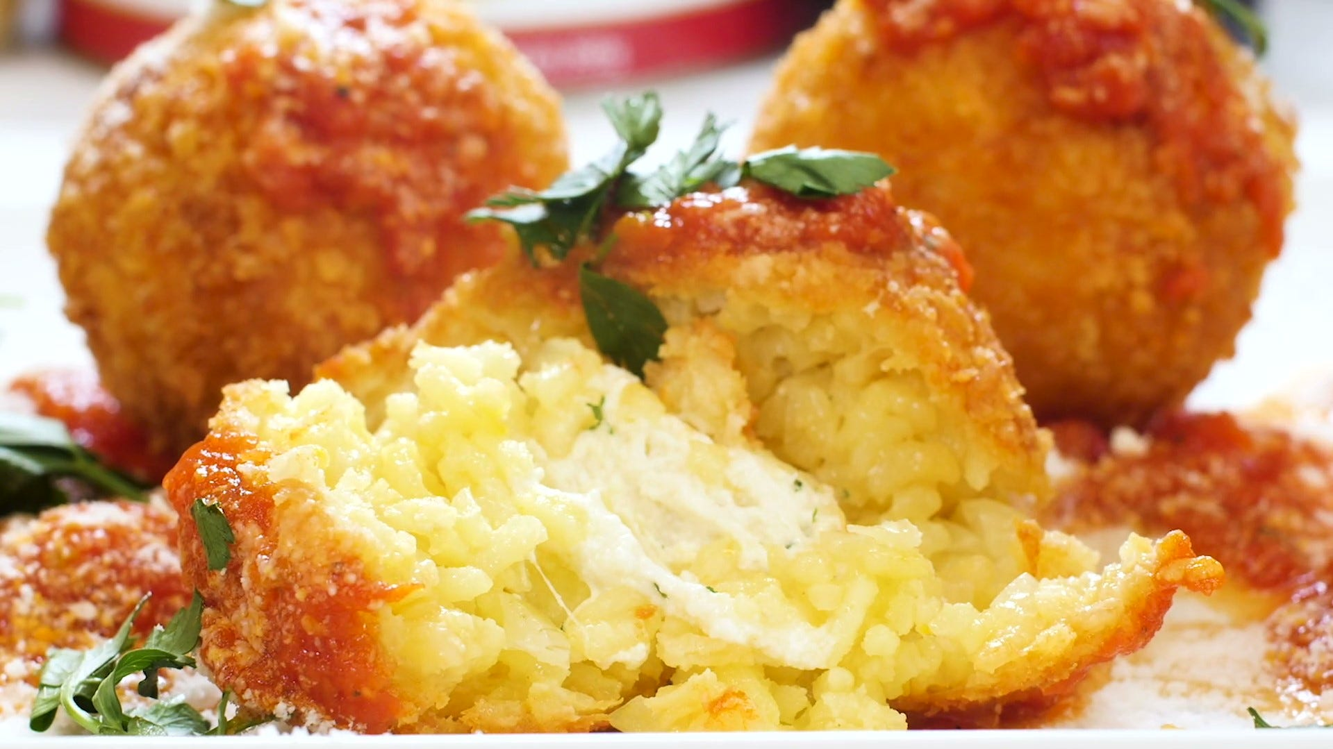 This rice balls recipe is guaranteed to impress guests at your next dinner party.