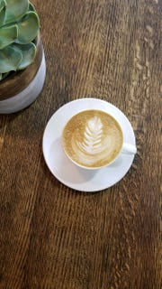 G.O.A.T. Coffee creates Instagram-worthy latte art.