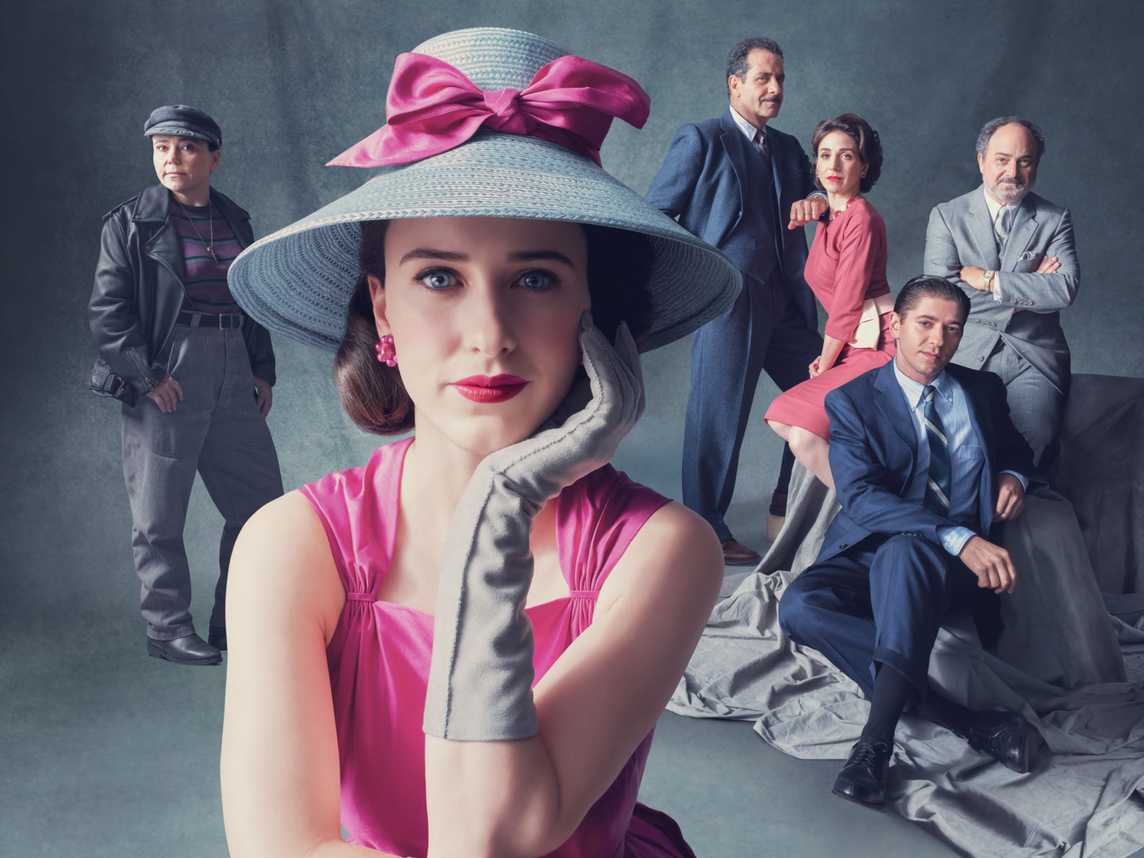 A sneak peek at the new season of 'The Marvelous Mrs. Maisel'
